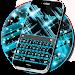 Download Neon Blue Keyboard Free 1.279.1.97 APK