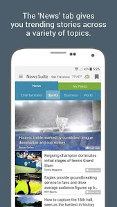 Download News Suite by Sony  APK