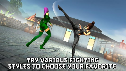 Download Ninja Kung Fu Fighting 3D – 2 1.6.3 APK