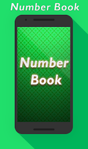 screenshot of Number Book - نامبر بوك version 1.0