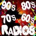 Download Oldies 60s 70s 80s 90s Radios. Retro Radios Free 1.6 APK