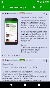 Download Omnichan: 4chan and 8chan Client 1.23.2 APK