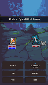 screenshot of Orna: A Geo-RPG version 1.57.1