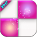 Download PINK PIANO Tiles valentens day 1.3 APK
