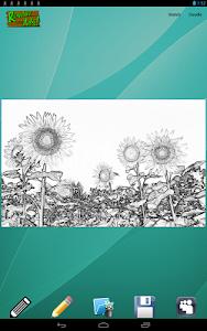 screenshot of Pencil Sketch version 4.5.3