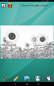 screenshot of Pencil Sketch version 4.9.1