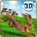 Download Pet Rabbit Vs Dog Attack 3D 1.0.4 APK