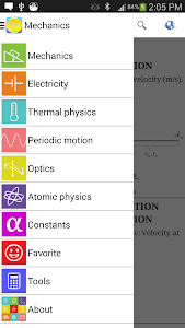 Download Physics Formulas Free 3.1 APK