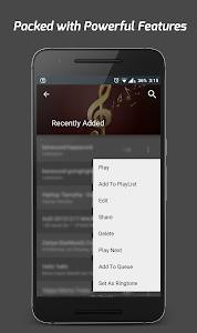 screenshot of Pi Music Player version 2.6.0.2