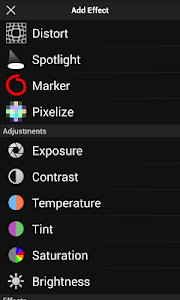 screenshot of PicSay - Photo Editor version Varies with device