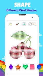 Download PixPanda - Color by Number Pixel Art Coloring Book 3.4 APK