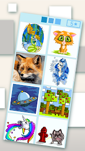 Download Pixyfy: pixel art sandbox color by number coloring 18.10.04 APK