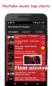 Download Play Music for YouTube 1.3.7 APK