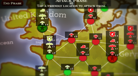 screenshot of Pocket Squadron version 2.4