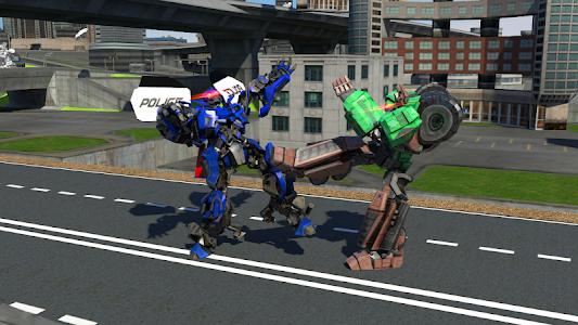 Download Police transform Superhero 1.0.5 APK