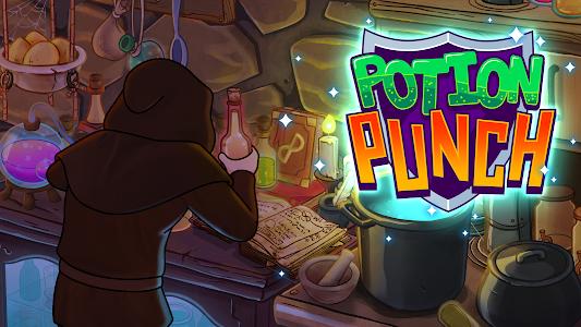 screenshot of Potion Punch version 2.2