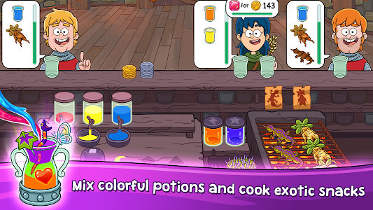 screenshot of Potion Punch version 2.5