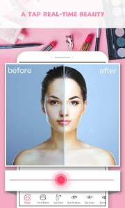 Download Pretty Makeup, Beauty Photo Editor & Snappy Camera 5.7 APK