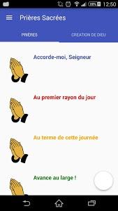 Download Prières Sacrées Gratuit 1.0 APK