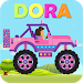 Download Princess Dora Driving Car (Hill Climb) 1.1 APK