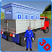 Public Toilet Cargo Truck 3D