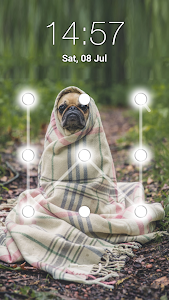 Download Puppy Dog Pattern Lock Screen 3.7 APK