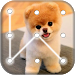 Download Puppy Dog Pattern Lock Screen 3.8 APK