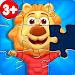 Download Puzzle Kids - Animals Shapes and Jigsaw Puzzles 1.1.4 APK