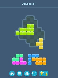 screenshot of Puzzledom version 3.0