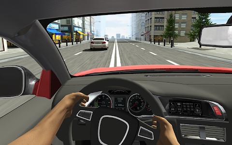 screenshot of Racing in Car version 1.1