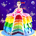 Download Rainbow Doll Cake bakery Game - DIY Cooking Kids 1.0 APK