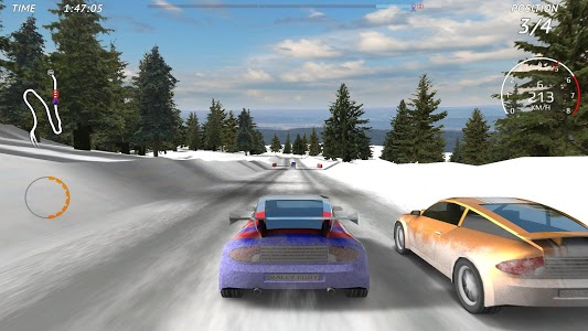 screenshot of Rally Fury - Extreme Racing version 1.44