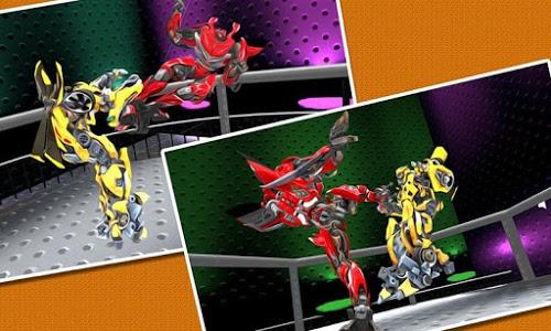 Download Real Robot Ring Fighting 1.0 APK