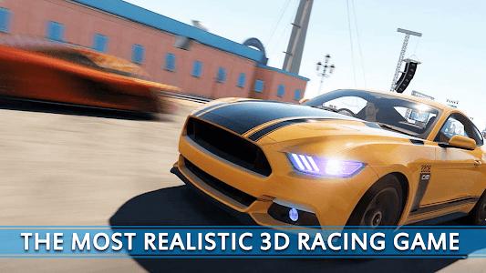 screenshot of Real Turbo Racing version 4.1.0