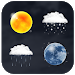 Download Realistic Weather Iconset HD 1.2_release APK