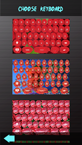 Download Red Rose Keyboards 1.3 APK
