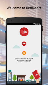 screenshot of RedDoorz – Hotel Booking App version 1.3.4