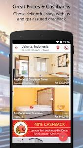 screenshot of RedDoorz – Hotel Booking App version 1.3.7