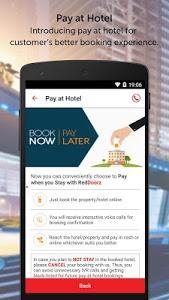 screenshot of RedDoorz – Hotel Booking App version 1.5.4
