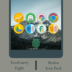 Download Redox - Icon Pack 4.1 APK