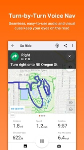 Download Ride with GPS - Bike Computer  APK
