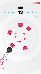 screenshot of Rolly Vortex version 1.7.7