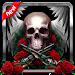 Download Rose Skull Live Wallpaper 1.1.2 APK