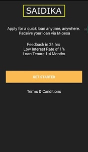 Download Saidika Loan 1.2 APK