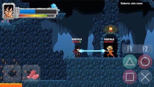 screenshot of Battle of Saiyan War - Online version 17.0