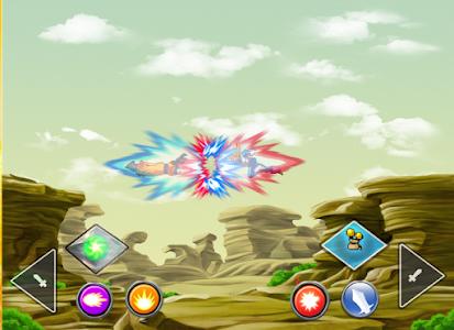 Download Saiyan Goku Fight Warrior Z 1.4.2 APK