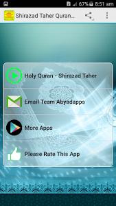 Download Shirazad Abdurrahman Taher Quran Offline mp3 3 APK