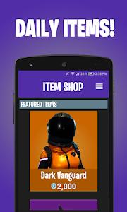 Download Shop Viewer for Fortnite 3.0.0 APK
