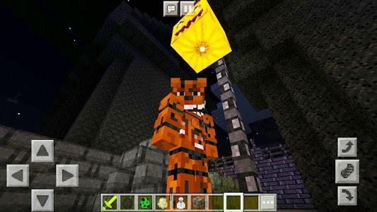 """Download Skins pack """" FNAF """" for MCPE mine maps! 1.0 APK"""