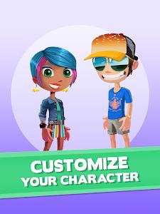 screenshot of Sky Burger version 3.0.2